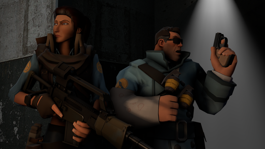 SFM - Exploring the Dark by Stormbadger