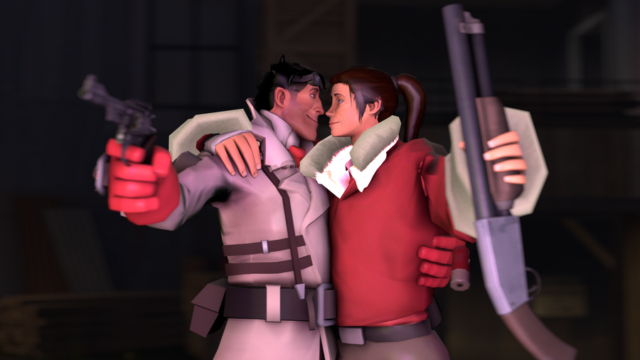 SFM - One Year Anniversary by Stormbadger