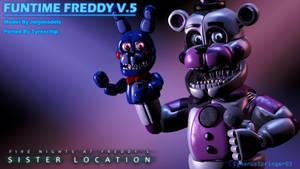 Funtime Freddy Showcase!