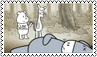 What Happened to Eeyore? Stamp by Chibifangirl01