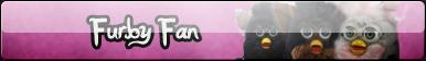 Furby Fan Button