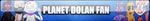 Planet (Danger) Dolan Fan Button by EdgeLordess