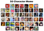 Favorite characters as of mid 2016