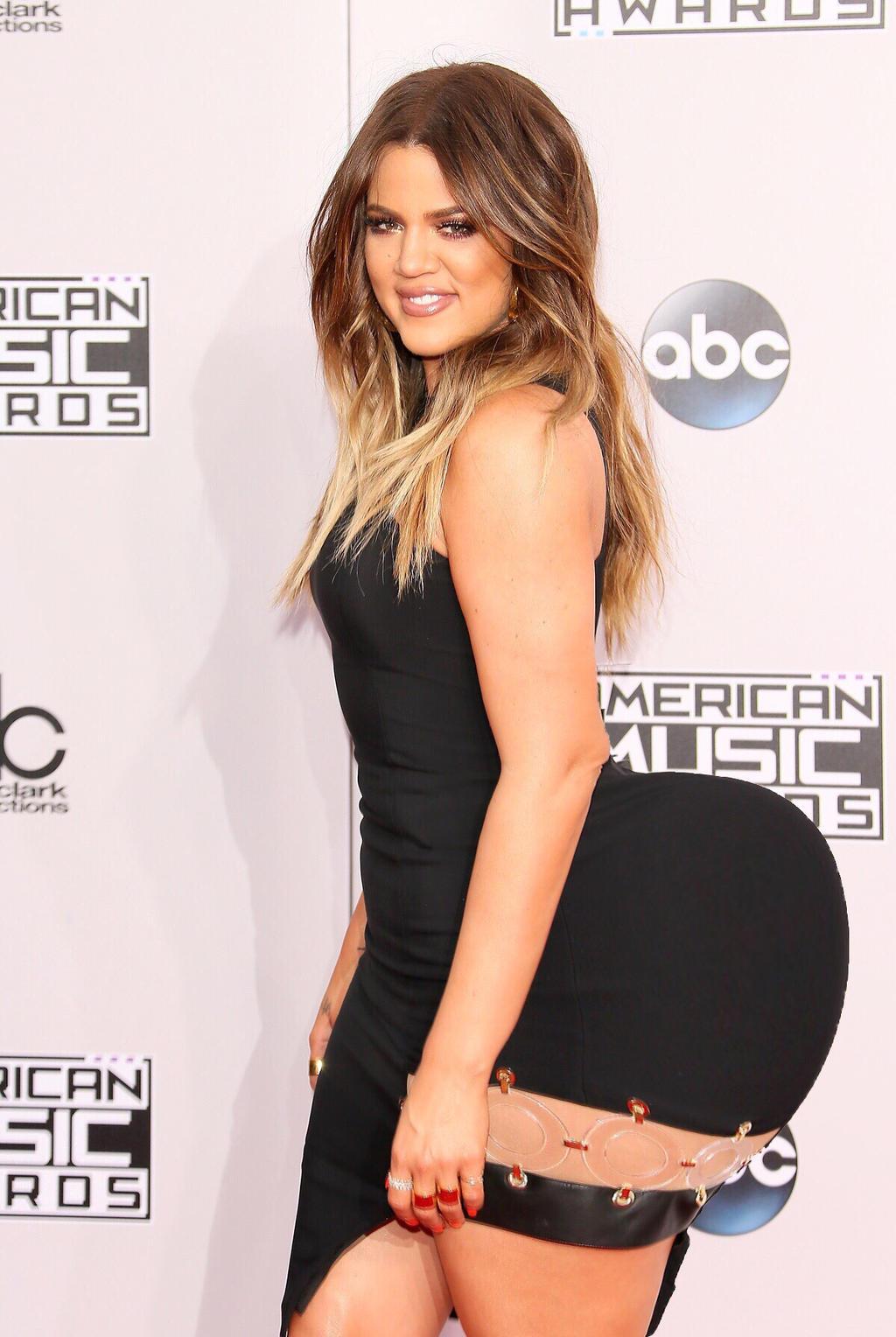 Booty kardashian Kim Kardashian