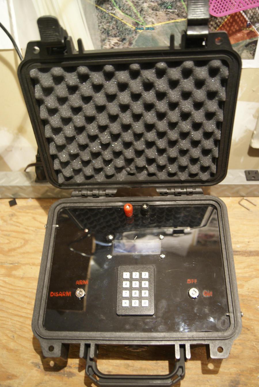 Pelican Case Bomb Prop by wizdum