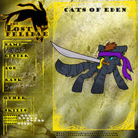 TLF- Ensis by ekoru