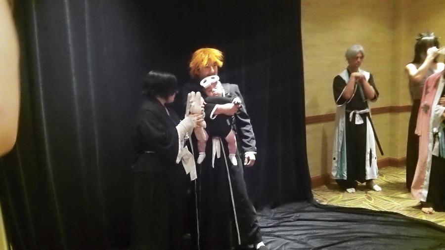 Ichigo And Rukia Baby rukia ichigo and baby ...