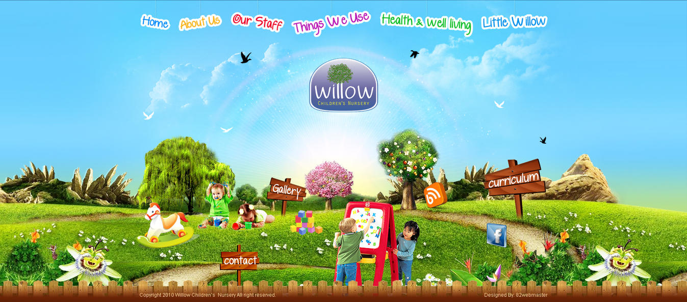 Willow Children's Nursery by 82webmaster