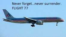 Flight 77 9 11 tribute by starwarsfandude