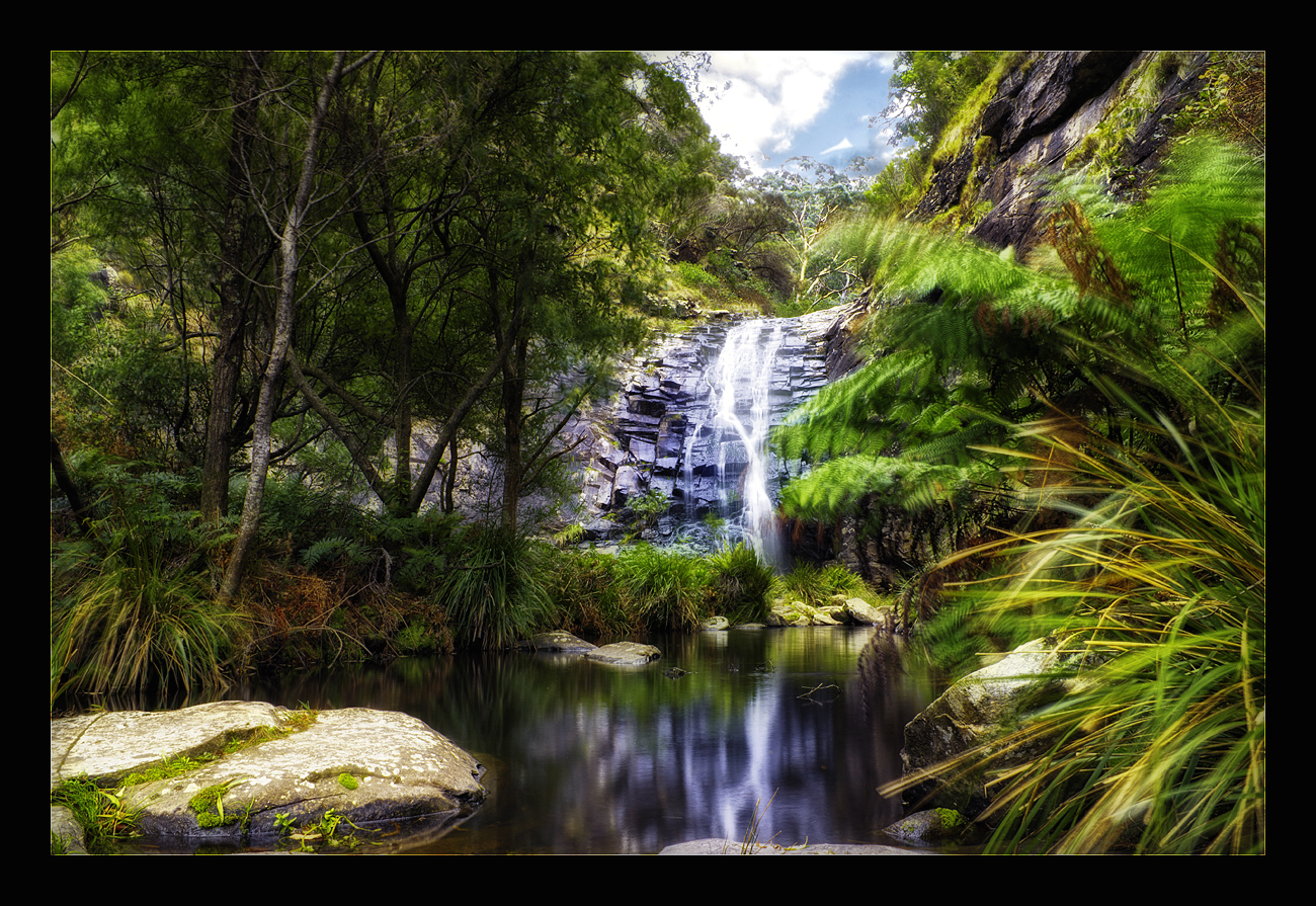 Dreamy Otway Falls by WiDoWm4k3r