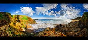 Slimy Rocks of Woolamai by WiDoWm4k3r