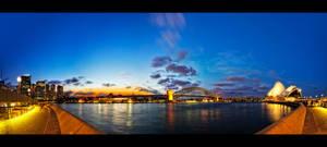 Golden City by WiDoWm4k3r
