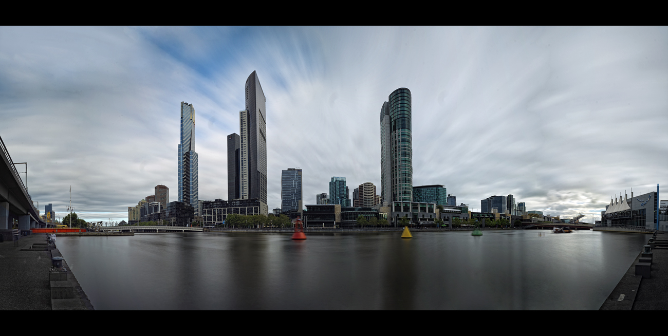 Southbank Reaching for the Sky by WiDoWm4k3r