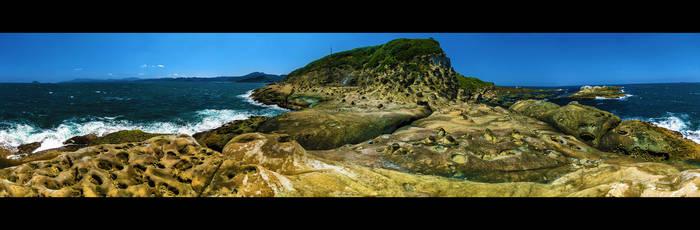 On the Edge of Taiwan by WiDoWm4k3r