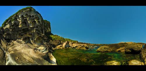 Ye Liu Rock Pools by WiDoWm4k3r