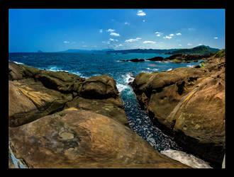 Taiwan Coast by WiDoWm4k3r