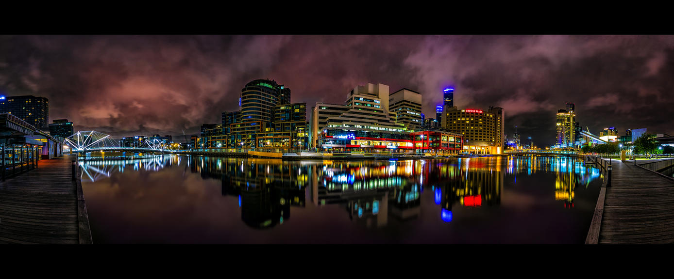 South Melbourne Rainbow by WiDoWm4k3r