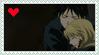 Stamp - Royai Hug by Colonel-Chicken