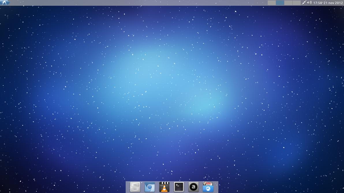 Lubuntu 12.10 OSX by Luisfb01