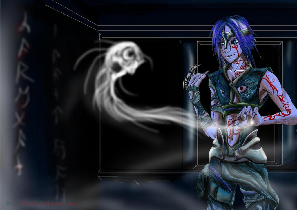 Tour à tour Contest__Vampire_____Genzo_Eko_by_Fura01