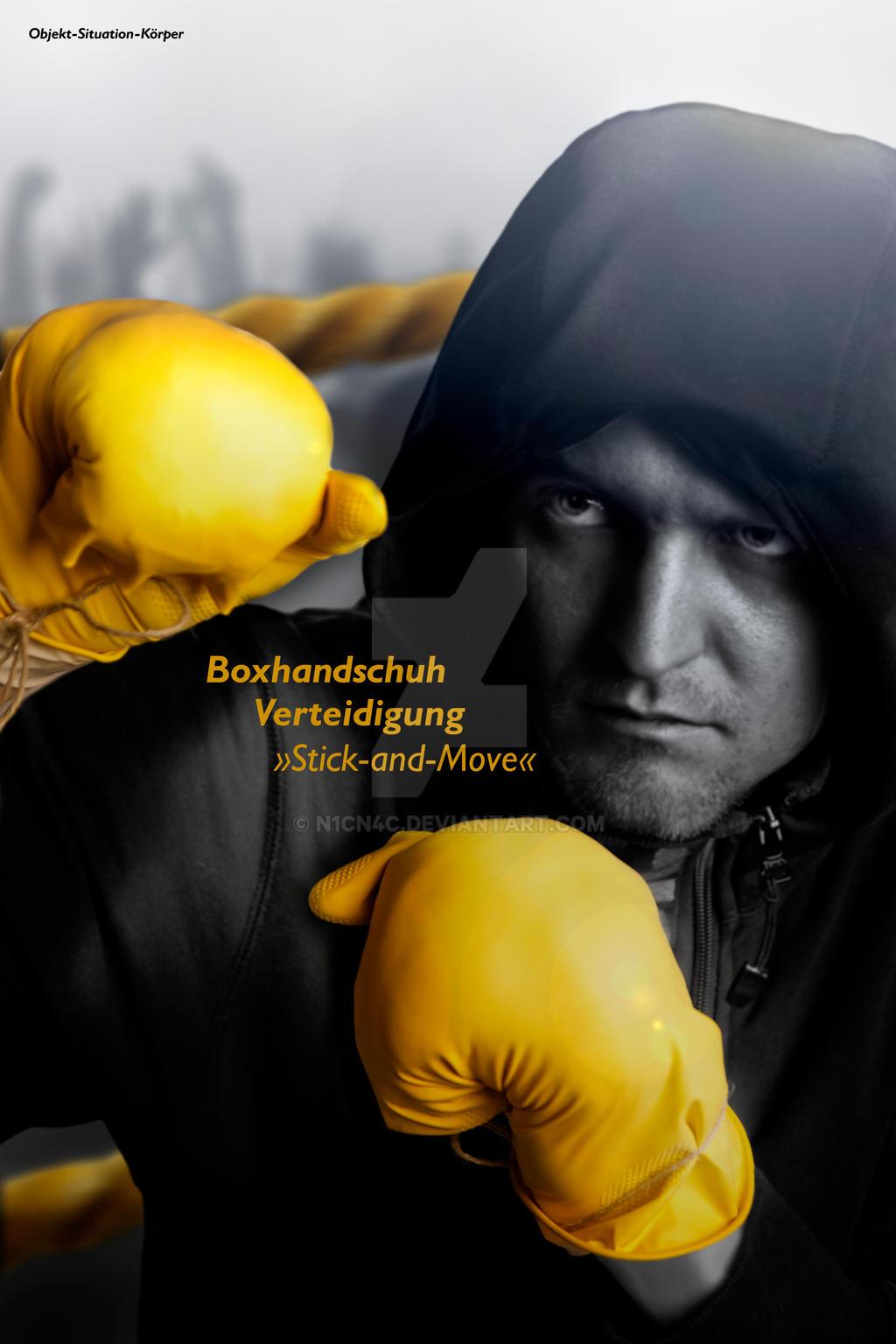 Boxing Ring by N1cn4c