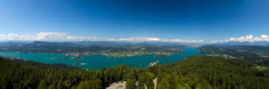 Pyramidenkogel Panorama by N1cn4c