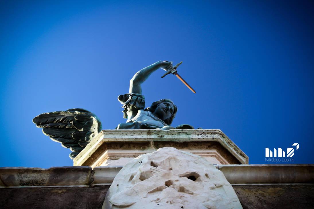 Archangel Michael by N1cn4c