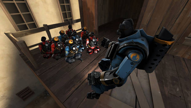 Pyro - Story Time in MvM