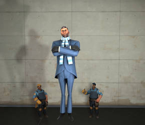 Despicable Spy by PrincessBloodyMary