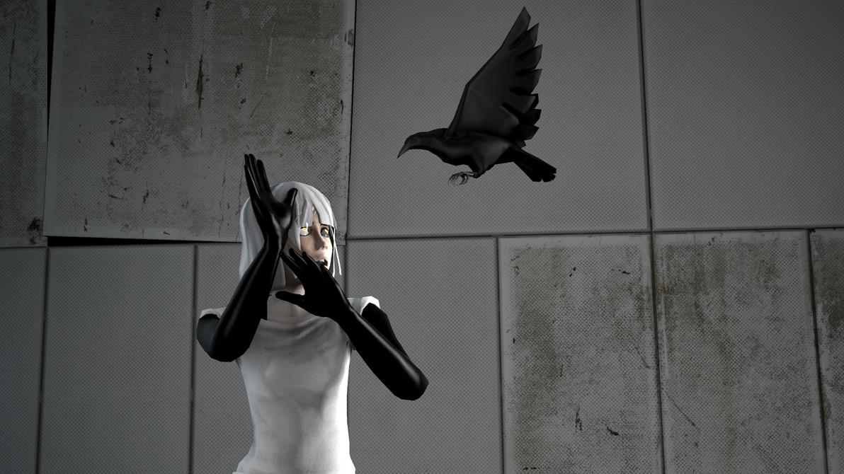 BIRD by PrincessBloodyMary