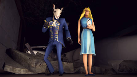 Weird Alice Reference is Weird by PrincessBloodyMary