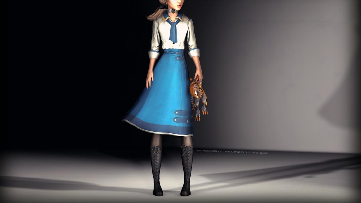 Elizabeth by PrincessBloodyMary