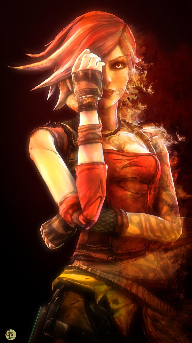 Firehawk by princessbloodymary on deviantart - Borderlands 3 box art wallpaper ...