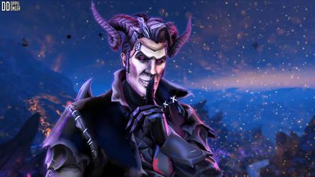 Demon Jack by PrincessBloodyMary