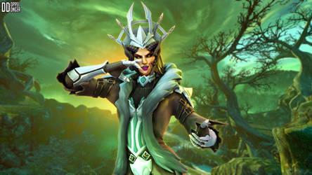 Demon Nisha by PrincessBloodyMary
