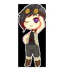 [C.] Julian Pixel Doll by yoniku