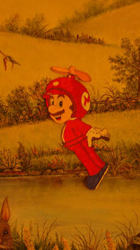 Propeller Head Mario
