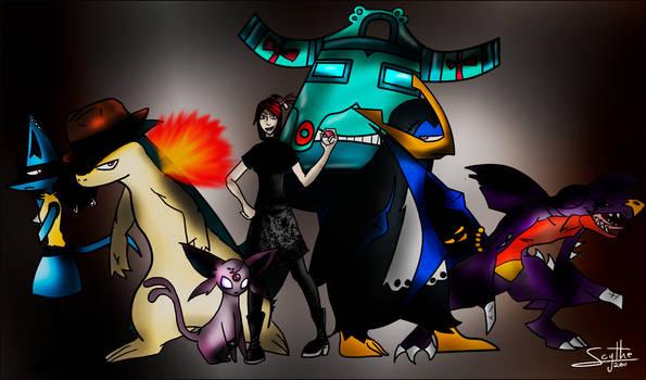 :: Pokemon Team ::