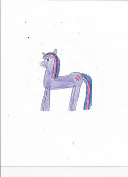 Another twilight sparkle drawing-1
