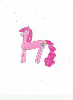 Another pinkie pie drawing-1