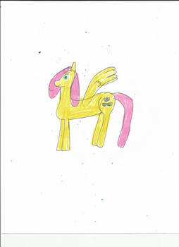 Another fluttershy drawing-1