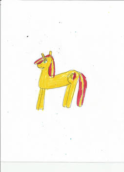 Another sunset shimmer drawing-1