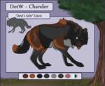 'Devil's Grin' Davis DotW Ref
