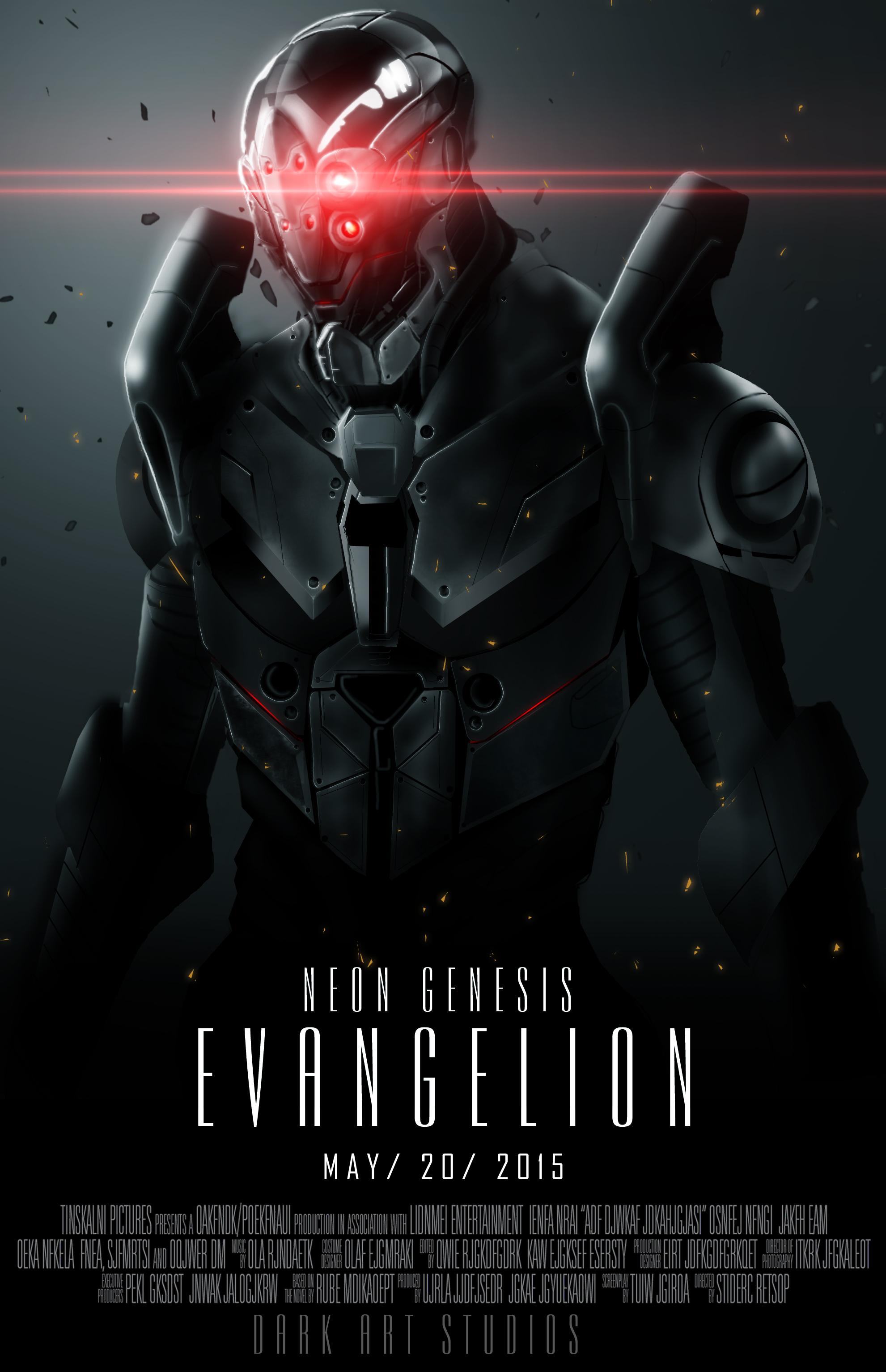 neon genesis evangelion movie