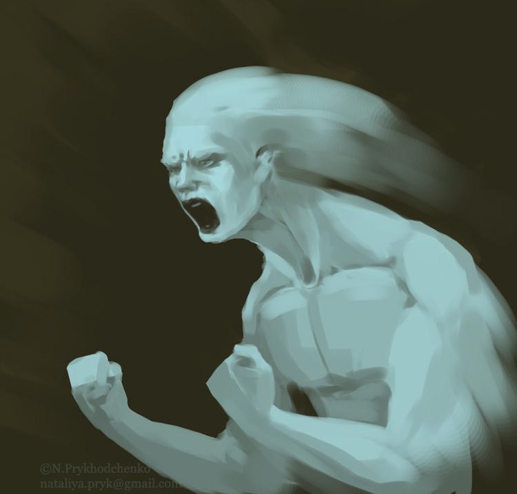 Mood sketch by NatPioR