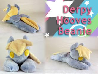 Derpy Hooves Beanie Plush by Yunalicia