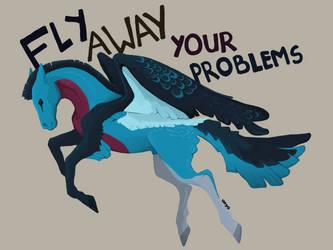 Pegasus by Uoso