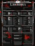 VTM: Character Sheet v.1 by Harlequin-Tempest