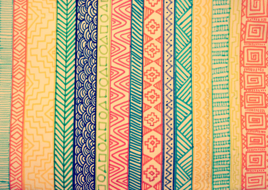 aztec pattern tumblr themes - photo #19