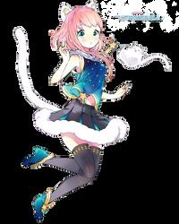 Neko Girl Render}'~ by PartyxGlam